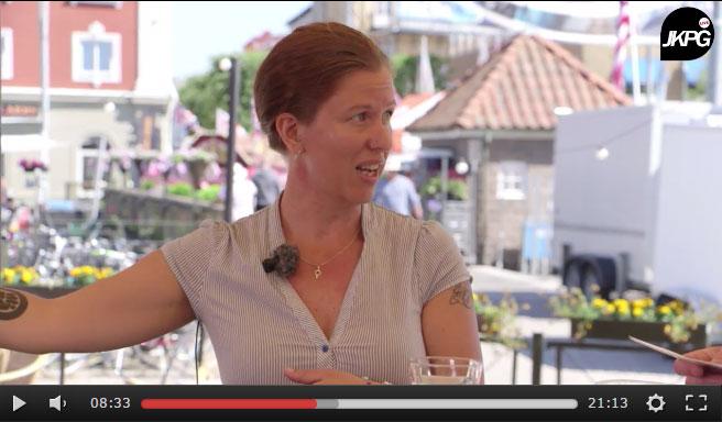 Ewelina Axell förklarar kvotering
